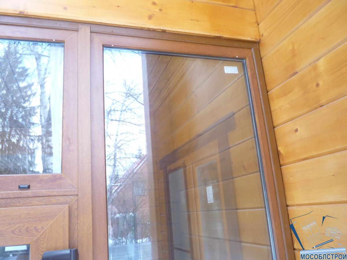 установка металлической дверь в нестандартный проем